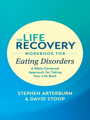 cover image of The Life Recovery Workbook for Eating Disorders