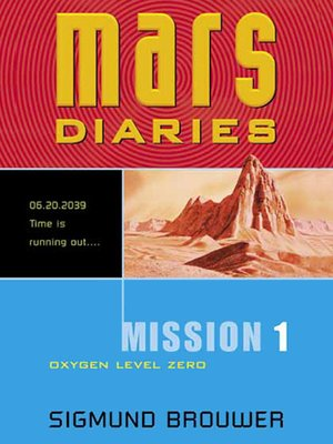 cover image of Mars Diaries - Mission 1