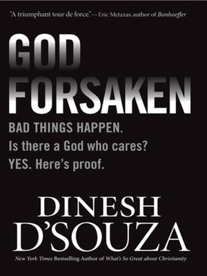 cover image of Godforsaken
