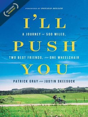 cover image of I'll Push You