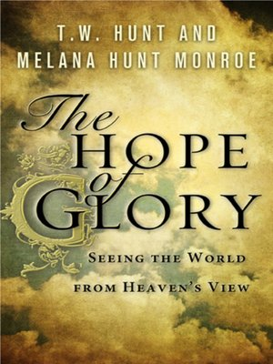 cover image of The Hope of Glory
