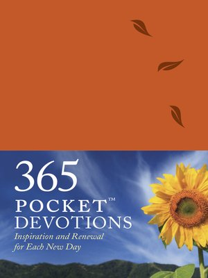 cover image of 365 Pocket Devotions