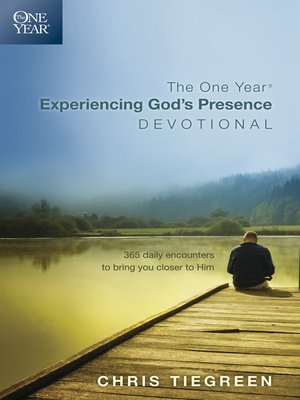 cover image of The One Year Experiencing God's Presence Devotional