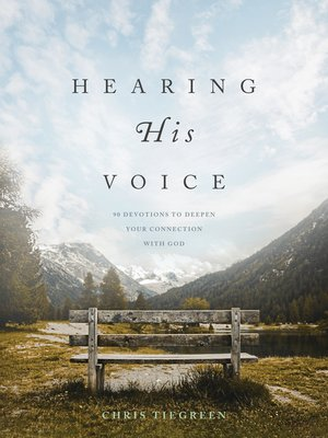 cover image of Hearing His Voice