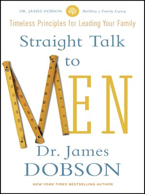 cover image of Straight Talk to Men