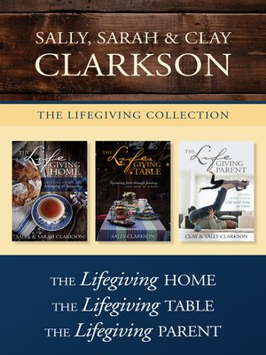 cover image of The Lifegiving Collection