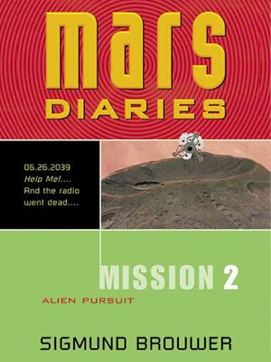 cover image of Mars Diaries - Mission 2