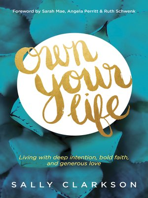 cover image of Own Your Life