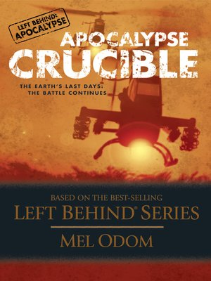 cover image of Apocalypse Crucible