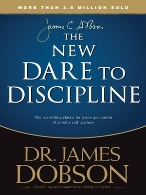 cover image of The New Dare to Discipline