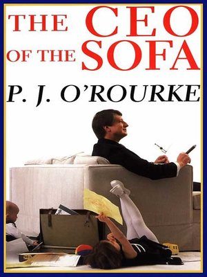 cover image of The Ceo of the Sofa