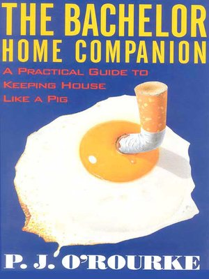 cover image of The Bachelor Home Companion