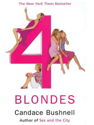 cover image of Four Blondes