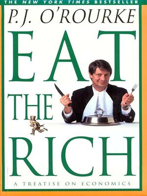 cover image of Eat the Rich