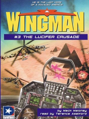 cover image of The Lucifer Crusade