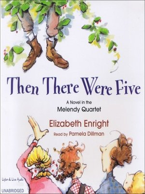 cover image of Then There Were Five