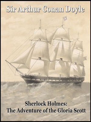 cover image of The Adventure of the Gloria Scott