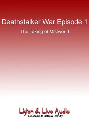 cover image of The Taking of Mistworld
