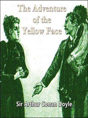 cover image of The Adventure of the Yellow Face