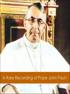 cover image of A Rare Recording of Pope John Paul I