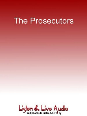 cover image of The Prosecutors