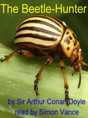 cover image of The Beetle-Hunter