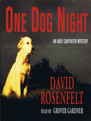 cover image of One Dog Night