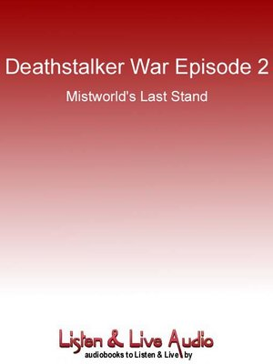 cover image of Mistworld's Last Stand