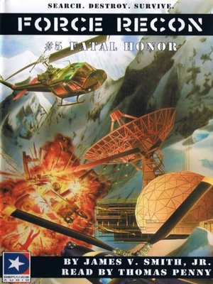 cover image of Fatal Honor