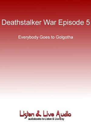 cover image of Everybody Goes to Golgotha