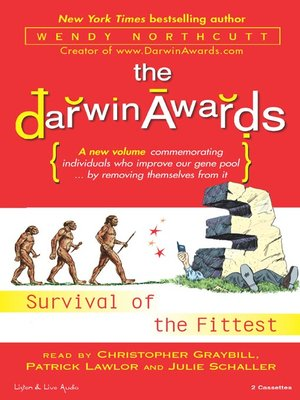 cover image of The Darwin Awards 3