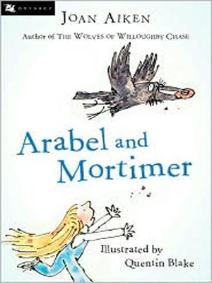 cover image of Arabel and Mortimer