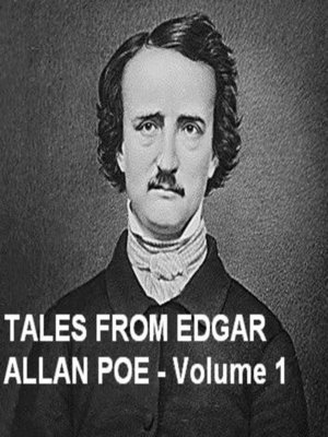 cover image of Tales from Edgar Allan Poe, Volume 1