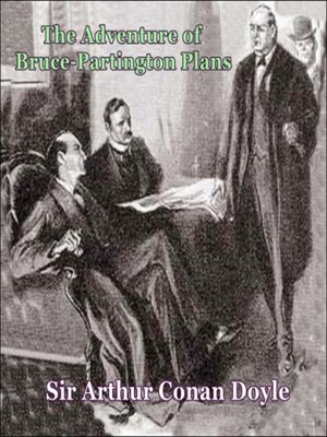 cover image of The Adventure of the Bruce Partington Plans