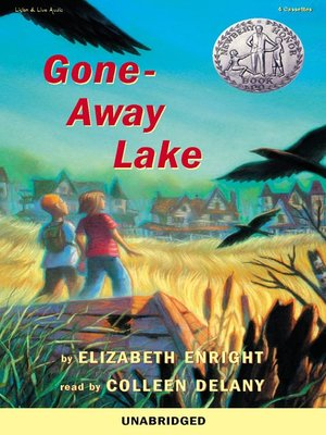 cover image of Gone-Away Lake