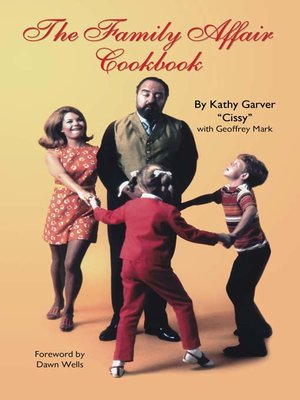 cover image of The Family Affair Cookbook