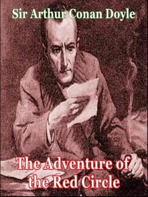 cover image of The Adventure of the Red Circle