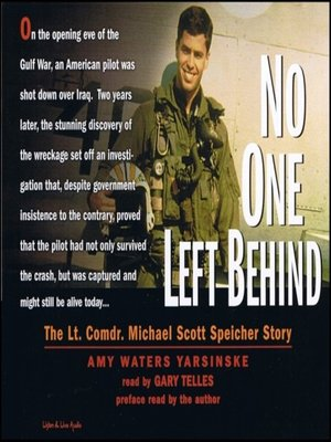 cover image of No One Left Behind