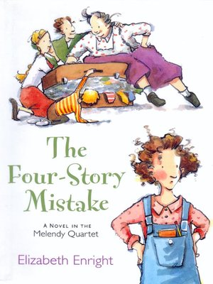 cover image of The Four-Story Mistake