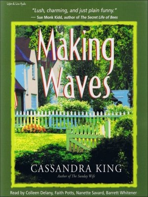 cover image of Making Waves