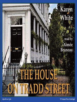 cover image of The House on Tradd Street