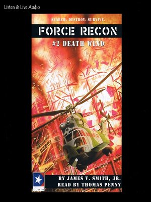 cover image of Death Wind