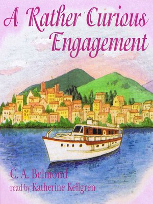 cover image of A Rather Curious Engagement