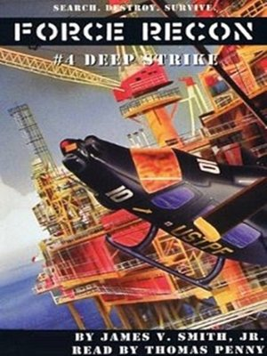 cover image of Deep Strike
