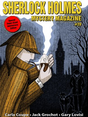 cover image of Sherlock Holmes Mystery Magazine, Volume 20