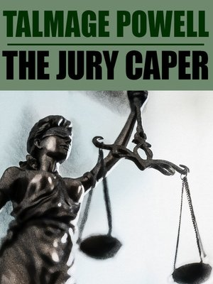 cover image of The Jury Caper