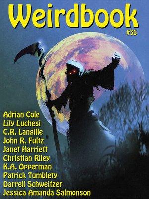 cover image of Weirdbook #35