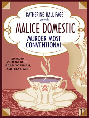 cover image of Malice Domestic 11