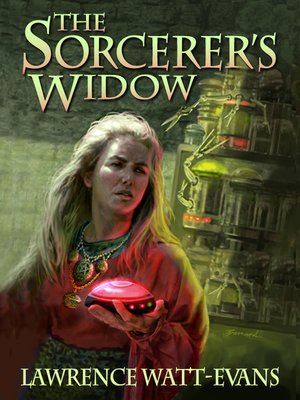 cover image of The Sorcerer's Widow
