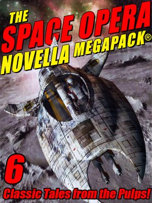 cover image of The Space Opera Novella